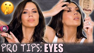 How To Blend, Line & Enhance your Eyes like a Pro! by Glam Life Guru