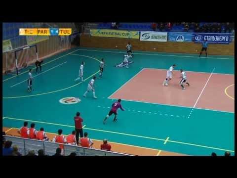 Обзор матча 'Тулпар' - 'Спортинг' (6:1)