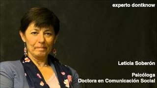 Leticia Soberón | ¿Entender la complejidad de lo que somos y lo que nos rodea?