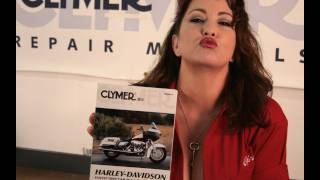 8. Clymer Manuals Harley Davidson Road King Electra Glide Service Maintenance Shop Repair Manual Video