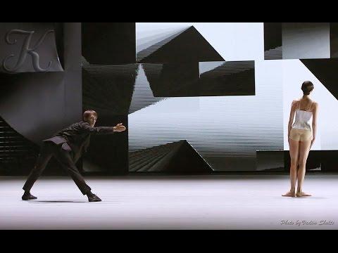 Большой балет. Инна Билаш и Никита Четвериков. 'Radio and Juliet'
