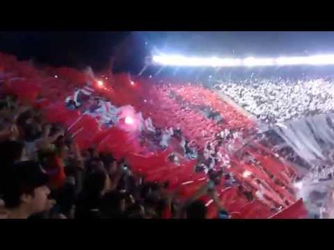 Video - Hinchada de River campeon vs Tigres - Final - Copa Libertadores 2015 - Los Borrachos del Tablón - River Plate - Argentina