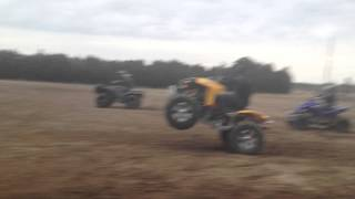 11. Can Am Renegade 800 Power