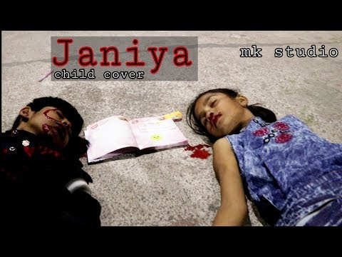 Janiya child cover song | Sampreet Dutta | Divyansh & ishu | Heart touching story | Mk studio