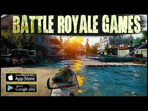 Top 5 Best Battle Royale Games for Android/iOS in 2018 || High Graphics Games (видео)