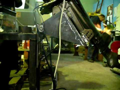 Подъемники для лодочных моторов своими руками