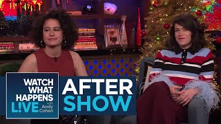 Video After Show: Where Did The 'Broad City' Stars Meet? | WWHL MP3, 3GP, MP4, WEBM, AVI, FLV Agustus 2018