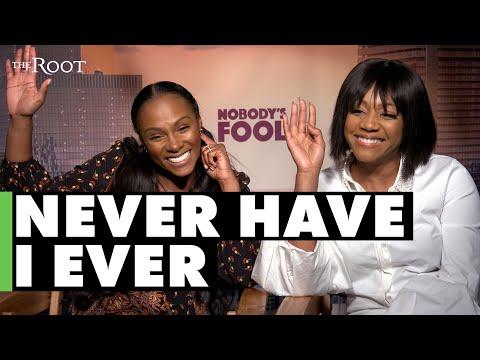 Tiffany Haddish and Tika Sumpter Play 'Never Have I Ever'   Nobody's Fool   The Root