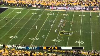 Keenan Davis vs Pittsburgh and Oklahoma 2011