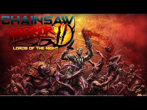 chainsaw warrior pc gameplay