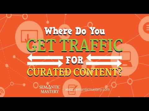 Get Website traffic for blogging