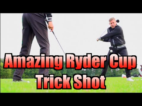F2 Freestylers Ryder Cup Trick-Shot Special!!