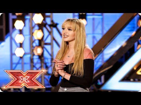 Imagen Harrison makes her Dad proud with Audition! | Auditions Week 3 | The X Factor 2017_TV műsorok, celebek és extrém időjárás videók toplistája