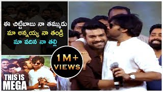 Video ఈ చిట్టిబాబు నా తమ్ముడు | Pawan Kalyan Speech at Rangasthalam Successmeet MP3, 3GP, MP4, WEBM, AVI, FLV April 2018