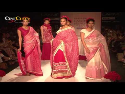 Lakmé Fashion Week Fashion Show 2013: Payal Singhal/Vaishali /Farah and Firdos