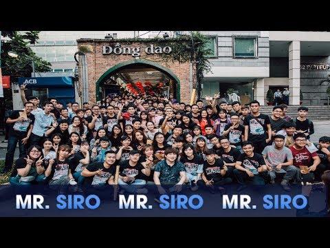 Offline FC  Mr. Siro - Kỉ Niệm 10 Năm Âm Nhạc (Full HD) - Thời lượng: 2 giờ, 14 phút.