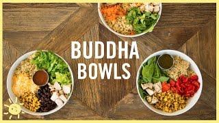 Kreasi Makan Sehat dengan Beragam Menu Buddha Bowls