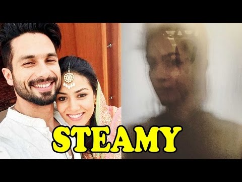 Shahid Kapoor Shares A Steamy Photo Of Wife Mira R