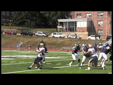 2013 Juniata College Football vs. Thiel
