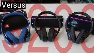 Video Best $200 ANC Headphones - Audio-Technica ANC700BT Vs Sony CH700N Vs JBL Everest Elite MP3, 3GP, MP4, WEBM, AVI, FLV Juli 2018