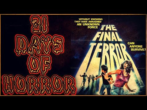 The Final Terror (1983) Review | 80's Horror Review
