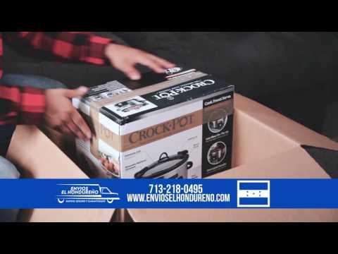 Envios el Hondureño   - Houston - vmapro.com