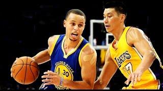 Jeremy Lin林書豪-12/23/2014 Lakers vs Warriors 湖人vs勇士