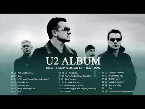U2 As Melhores Músicas Completo - As 20 Melhores Músicas De U2