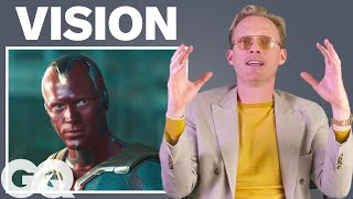 Video Paul Bettany Breaks Down His 8 Most Iconic Characters | GQ MP3, 3GP, MP4, WEBM, AVI, FLV Oktober 2018