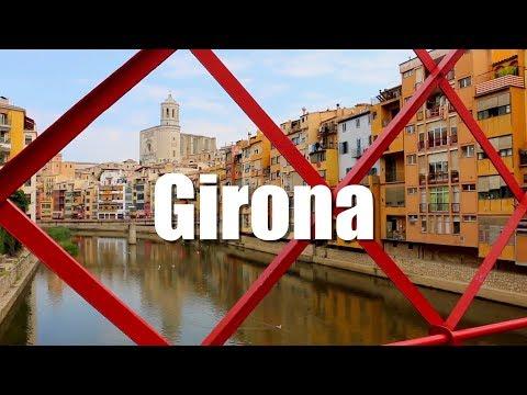 🇪🇸  Guía de GIRONA, la ciudad más bonita de Cataluña.