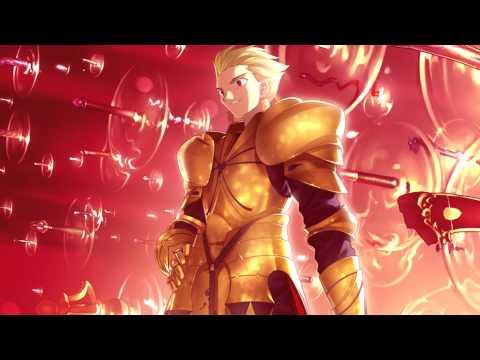 Fate/Stay Night OST's - Eiyuu Ou(Gilgamesh's Theme)