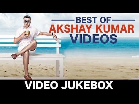 Best Akshay Kumar Videos - Video Jukebox - All Hit