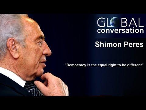 Shimon Peres: