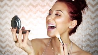 FULL FACE HIGHLIGHTER CHALLENGE | Jaclyn Hill by Jaclyn Hill