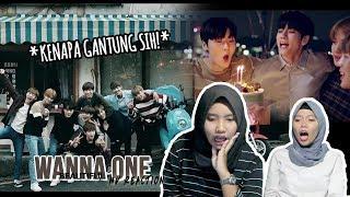 Video Wanna One (워너원) - 'Beautiful' (Movie ver.) [MV Reaction Indonesia] || KENAPA GANTUNG SIH!! MP3, 3GP, MP4, WEBM, AVI, FLV Agustus 2018