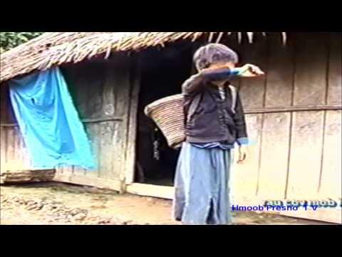 Hmong Central Valley  TV tub ntsuag lub neej niam txiv tuag tas A (видео)