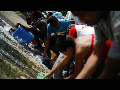 Venezuela: Tag 5 ohne Strom - die Verzweiflung wächst