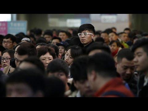 Κίνα: Δεκάδες χιλιάδες εγκλωβισμένοι ταξιδιώτες λόγω κακοκαιρίας