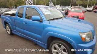 Autoline's 2009 Toyota Tacoma X-Runner Walk Around Review Test Drive