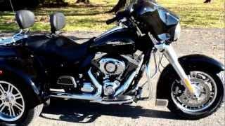 10. For Sale 2010 Harley-Davidson FLHXXX Street Glide Trike at East 11 Motorcycle Exchange LLC