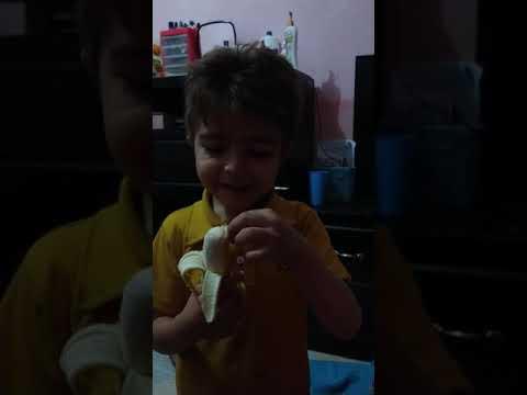 banana se llama Mimions mamá lo más tierno que escucharás hoy 💕💕💕💕