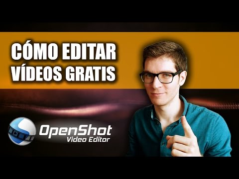 Openshot erabiliz, bideo bat editatu  (Windows, MAc, Linux)