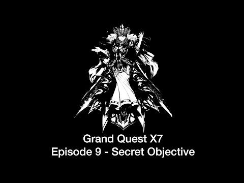 Brave Frontier: Grand Quest X7 - Liminal End Episode 9 (Secret Objective)