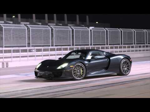 Drive - Mike Spinelli reviews the 2014 Porsche 918 Spyder at the Circuit of the Americas, with a little help from Porsche Factory driver Patrick Long. Scored by all ...