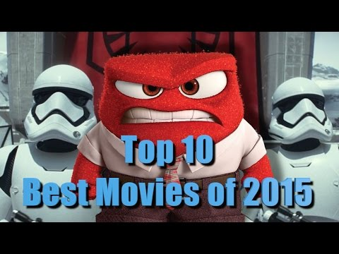 WatchMojo.com -  Top 10 Best Movies Of 2015 - These 2015 films made us cheer, laugh, cry, and everything in between