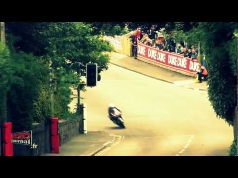 The Isle of Man Tourist Trophy ( Moby - Extreme Ways)