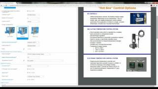 Drum Heater Configurator Video