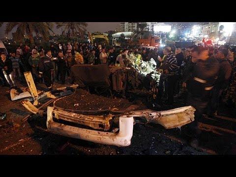 Liban : un kamikaze se suicide dans un minibus