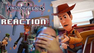 "THIS IS NOT NORMAL NEWS NOMURA! THE Kingdom Hearts 3 D23 Trailer REACTION FROM HMK! TOY STORY AND THE RELEASE DATE!Join the Hectic Force! - http://bit.ly/1ZZdZSYStay up to date with all my posts!Like on Facebook! http://www.facebook.com/HecticHMKFollow on Twitter! https://twitter.com/hmkillaLive on Twitch! http://www.twitch.tv/hmkillaFollow on Google+https://plus.google.com/+HMK9CAPNSupport HMK on Patreon! Awesome Rewards!https://www.patreon.com/HMKSEND ME STUFF!PO Box 612313 Miami, FL 33261VG Metal Tracks - https://www.youtube.com/channel/UCtZH-VpdKcaWq3x_4_u4FpAHMK Shirts and  Merch! - http://hectichmk.spreadshirt.com/I use XSPLIT for all my streams! If you want to get into live streaming grab Xsplit! use the code ""HMK"" for 10% off a license!https://www.xsplit.com/buy?pp=WWW_NAVBARAre You a Content Creator? Join Maker Studios Today!http://awe.sm/jJed8Royalty Free Music by http://audiomicro.com/royalty-free-musicSound Effects by http://audiomicro.com/sound-effects#KingdomHearts #KingdomHearts3 #D23Expo #D23"