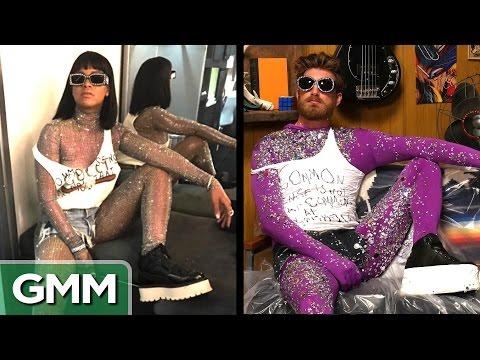 Get Rihanna's Coachella Look